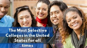 Most Selective Colleges United States